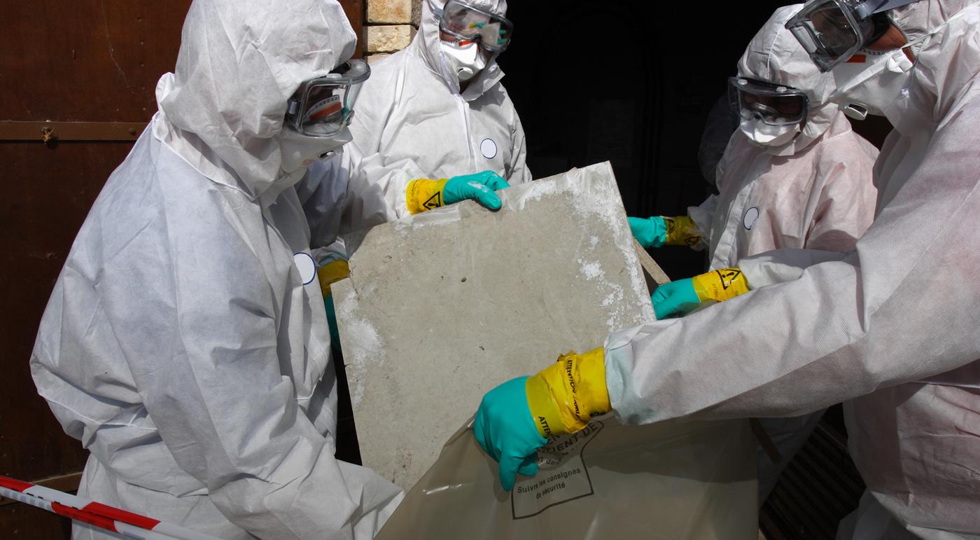 HSE Asbestos Medicals - Lloyd OH